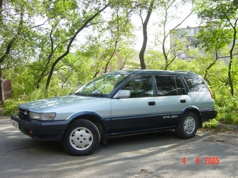 1990 Toyota Sprinter Carib Pictures For Sale