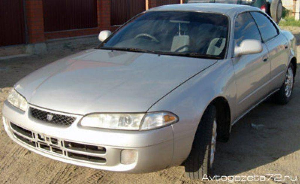 Toyota Marino 1999 - Fotos de coches - Zcoches