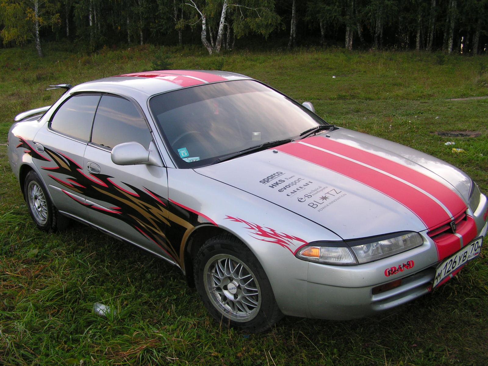 1993 toyota sprinter marino pictures 1600cc gasoline