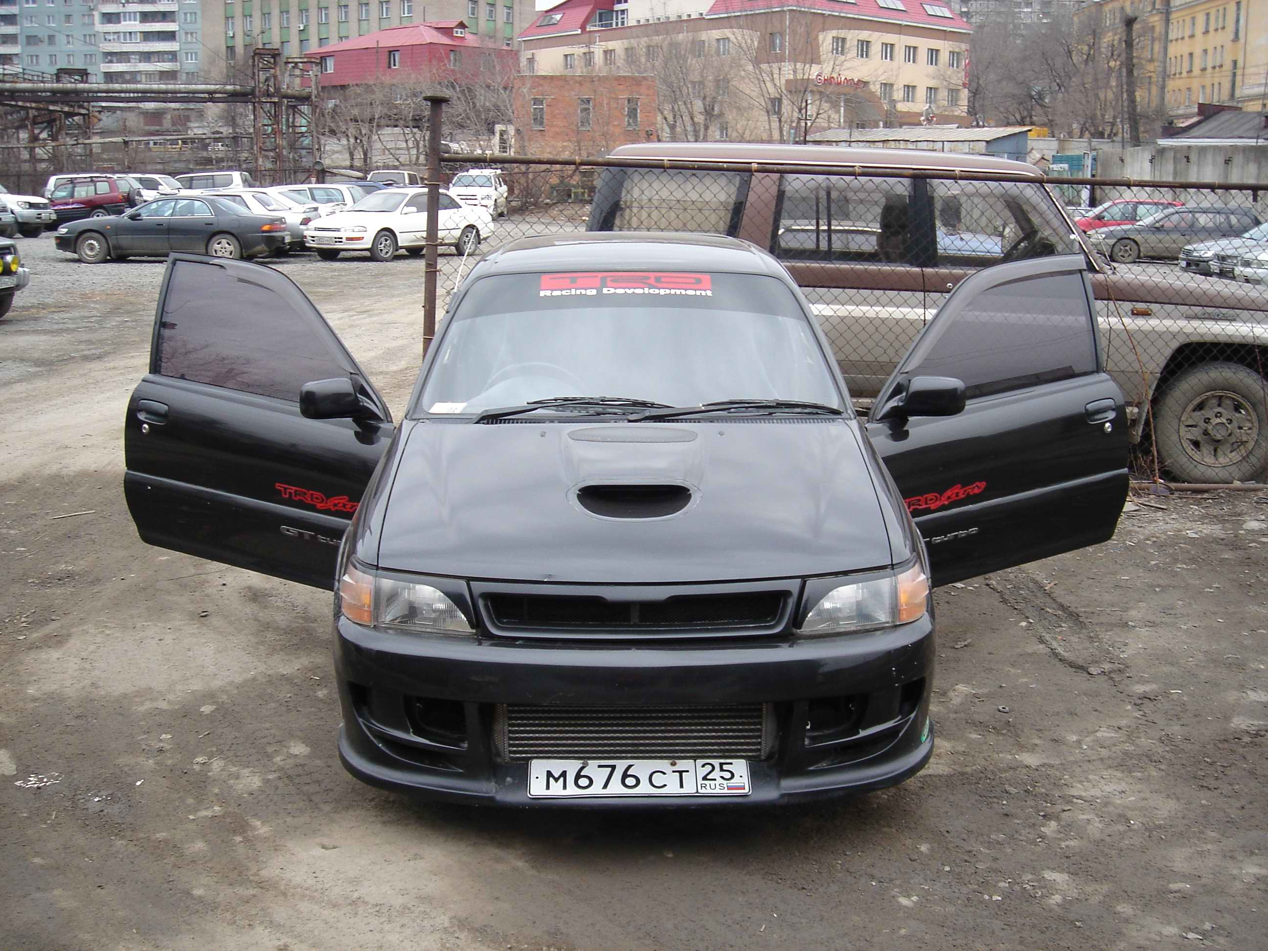 1993 toyota starlet pictures 1300cc gasoline ff manual for sale. Black Bedroom Furniture Sets. Home Design Ideas