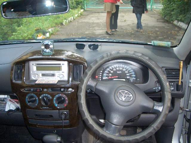 2003 Toyota Succeed For Sale, 1.5, Gasoline, Automatic For Sale
