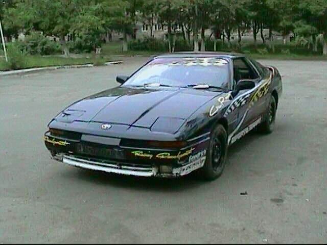 1989 Toyota Supra Pictures, 2000cc., Gasoline, Manual For Sale