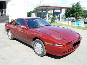 1990 Toyota Supra Pictures