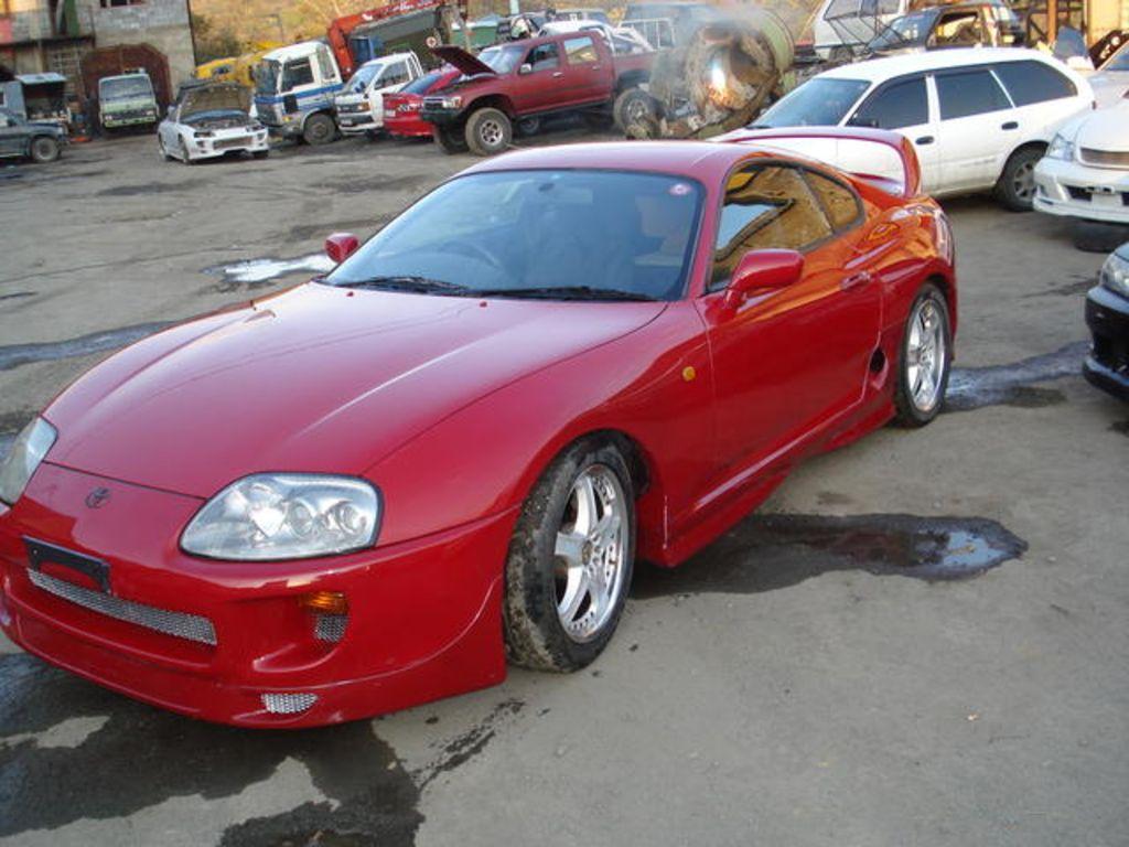 Kekurangan Toyota Supra 1996 Perbandingan Harga