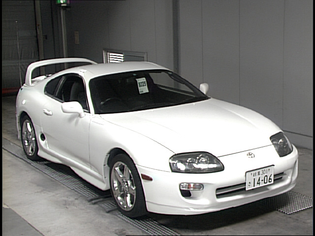 1999 Toyota Supra Pictures For Sale
