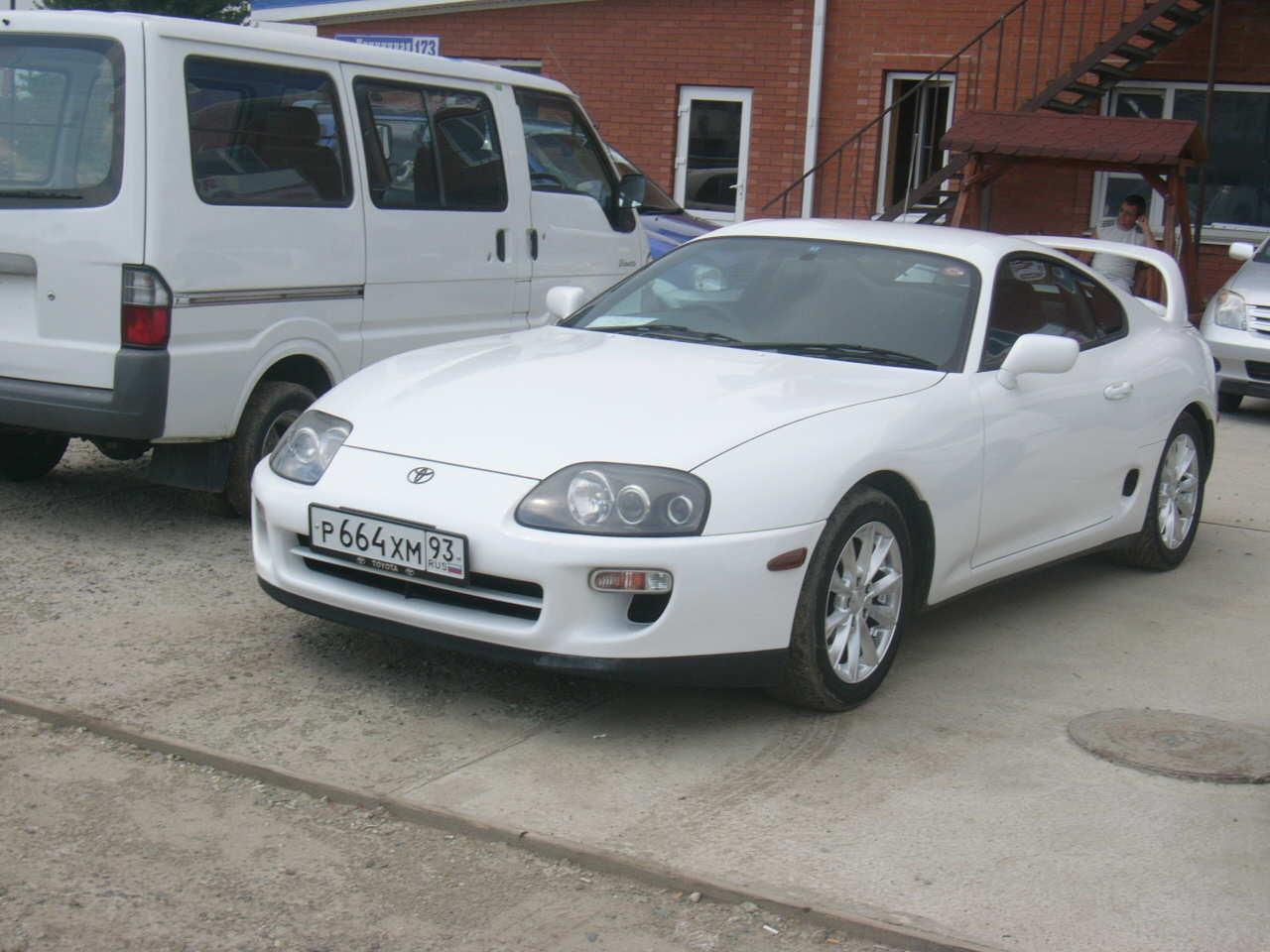 Used 2002 Toyota Supra...
