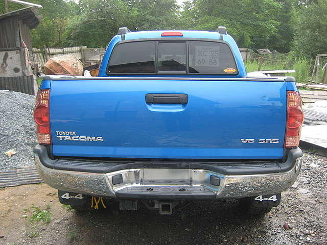 2004 toyota tacoma pictures gasoline cvt for sale. Black Bedroom Furniture Sets. Home Design Ideas