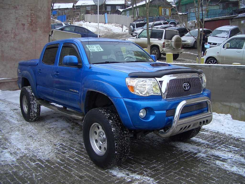 2005 toyota tacoma 4x4 autos post. Black Bedroom Furniture Sets. Home Design Ideas