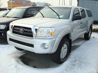 2007 toyota tacoma for sale 4000cc gasoline automatic. Black Bedroom Furniture Sets. Home Design Ideas