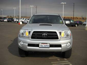 2007 toyota tacoma pictures gasoline automatic. Black Bedroom Furniture Sets. Home Design Ideas