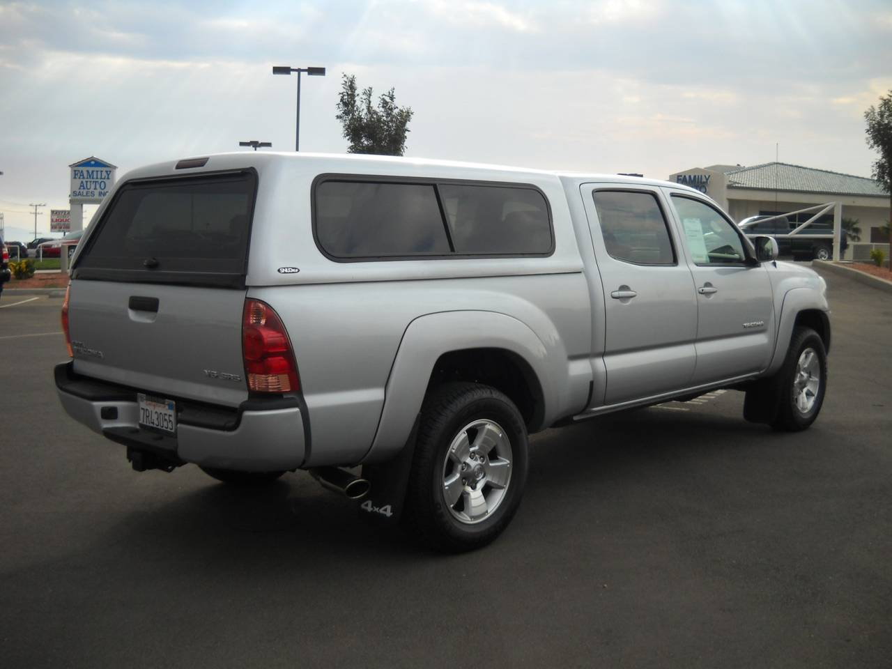 2007 toyota tacoma photos 4 0 gasoline automatic for sale. Black Bedroom Furniture Sets. Home Design Ideas