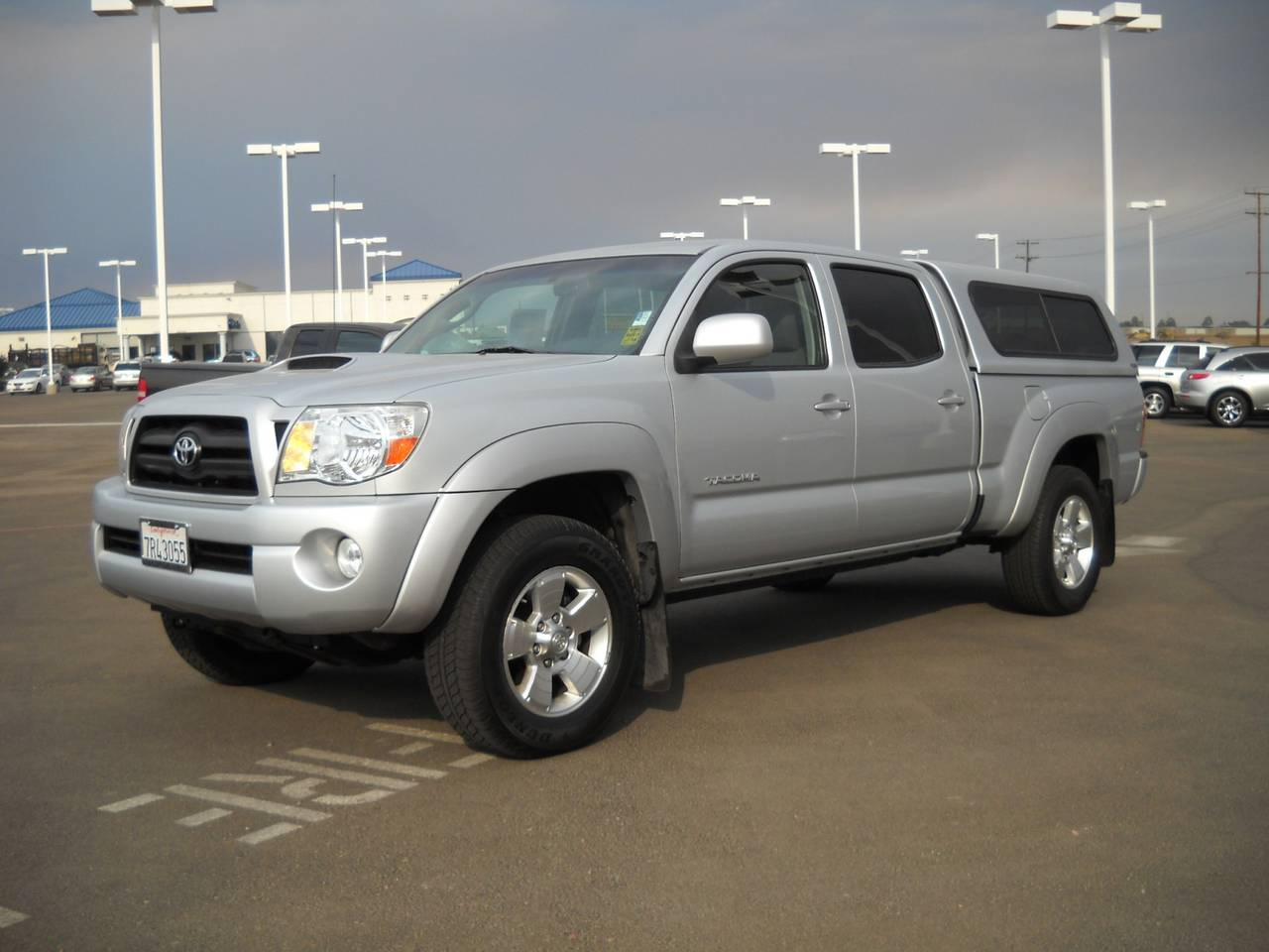 used 2007 toyota tacoma photos 4000cc gasoline. Black Bedroom Furniture Sets. Home Design Ideas