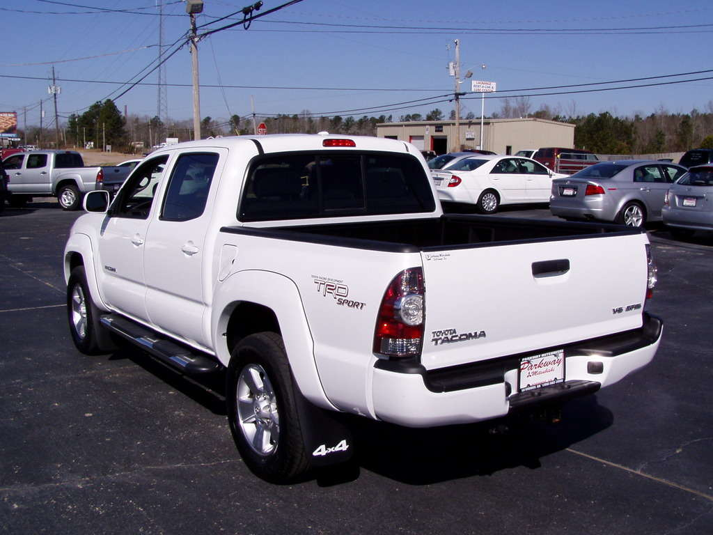 2009 Toyota Tacoma For Sale, 4000cc., Gasoline, Automatic For Sale