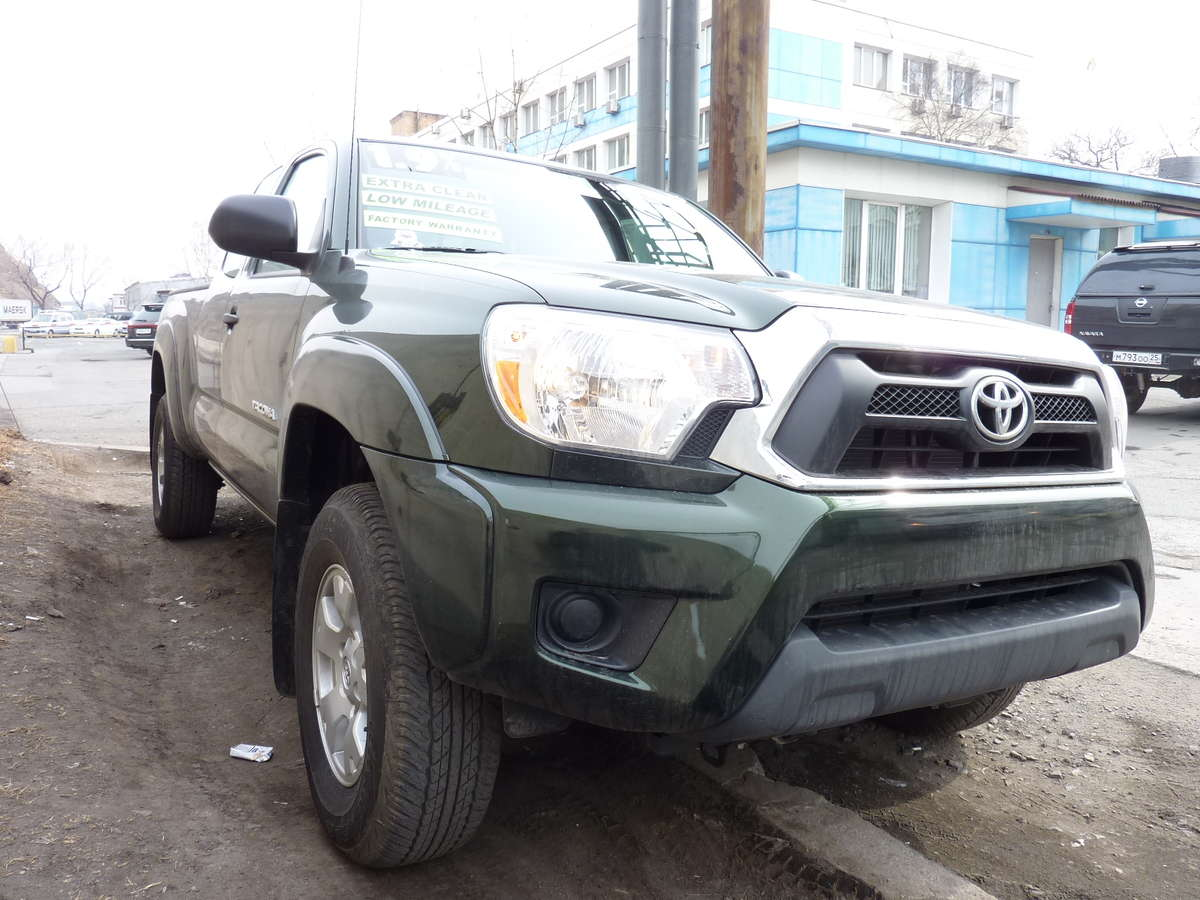 used 2012 toyota tacoma photos 2700cc gasoline automatic for sale. Black Bedroom Furniture Sets. Home Design Ideas