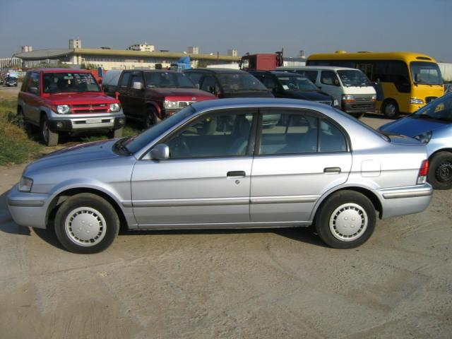 Toyota Tercel A B on 1991 Toyota Tercel Problems