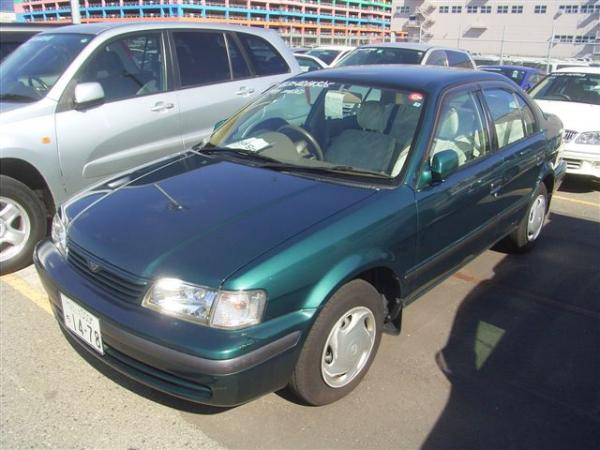 Toyota Echo A Vendre >> 1999 Toyota Tercel Pictures