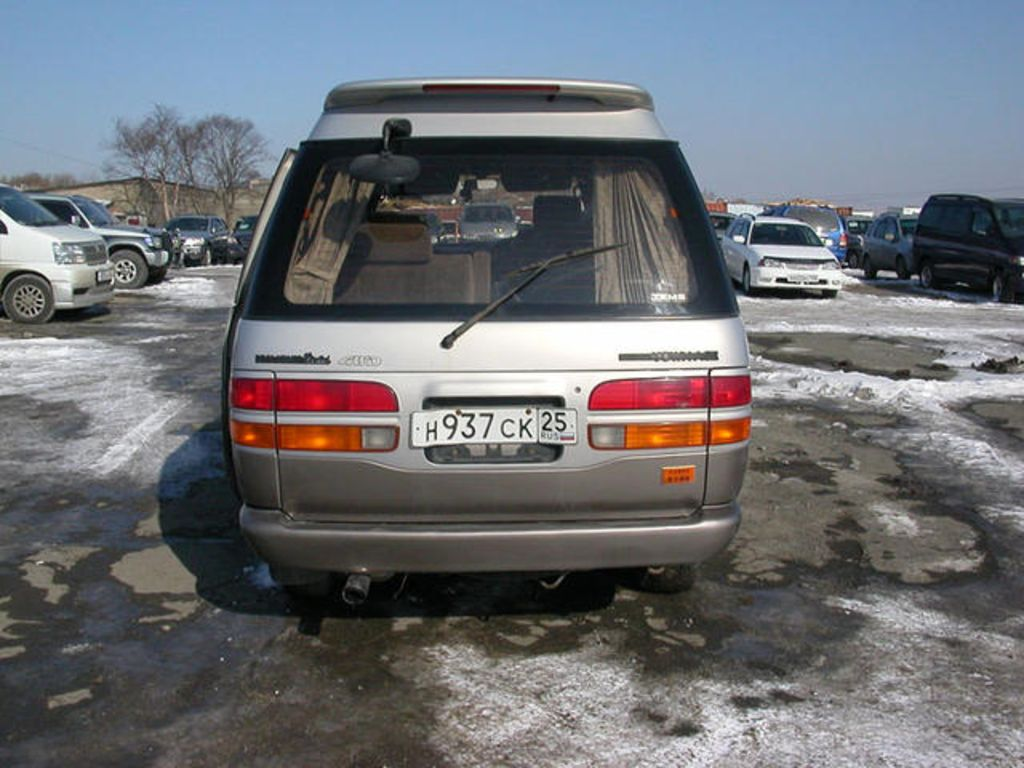 1995 Toyota Town Ace Pictures 2200cc Diesel Automatic