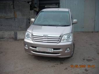 2002 Toyota TOWN ACE NOAH Photos
