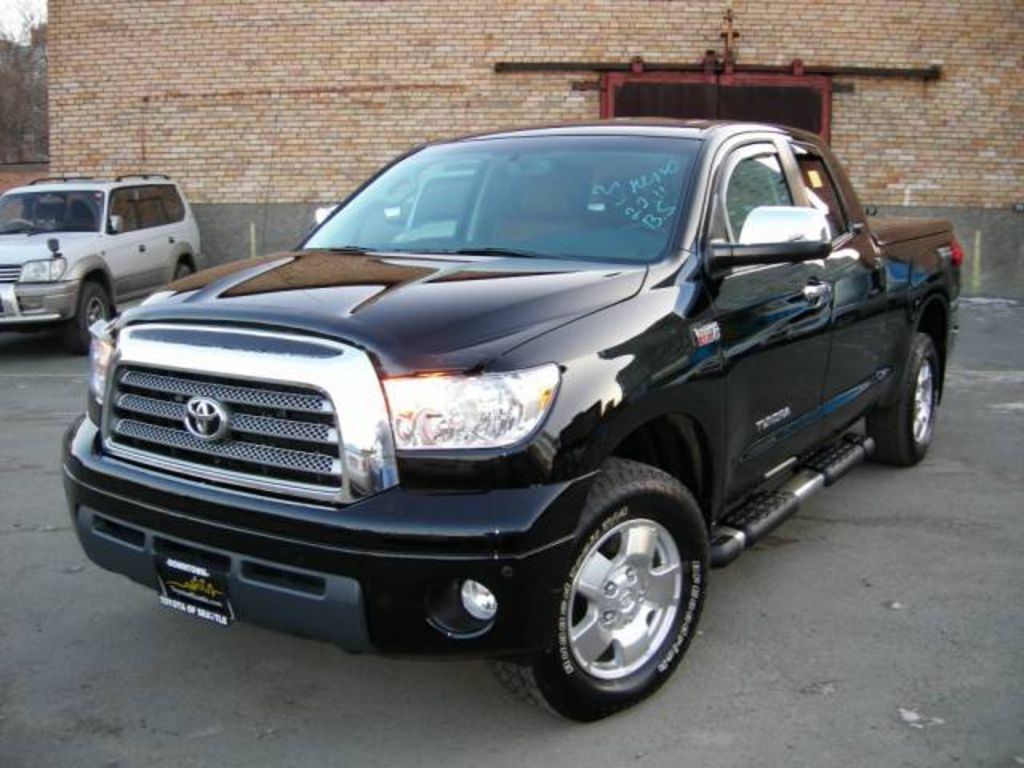 2008 toyota tundra photos. Black Bedroom Furniture Sets. Home Design Ideas