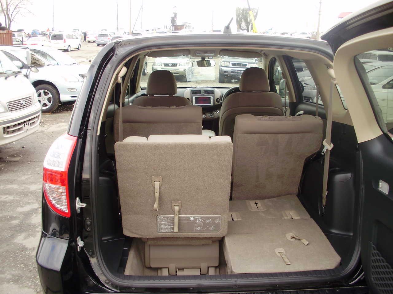 2008 Toyota Vanguard Pictures 2 4l Gasoline Automatic