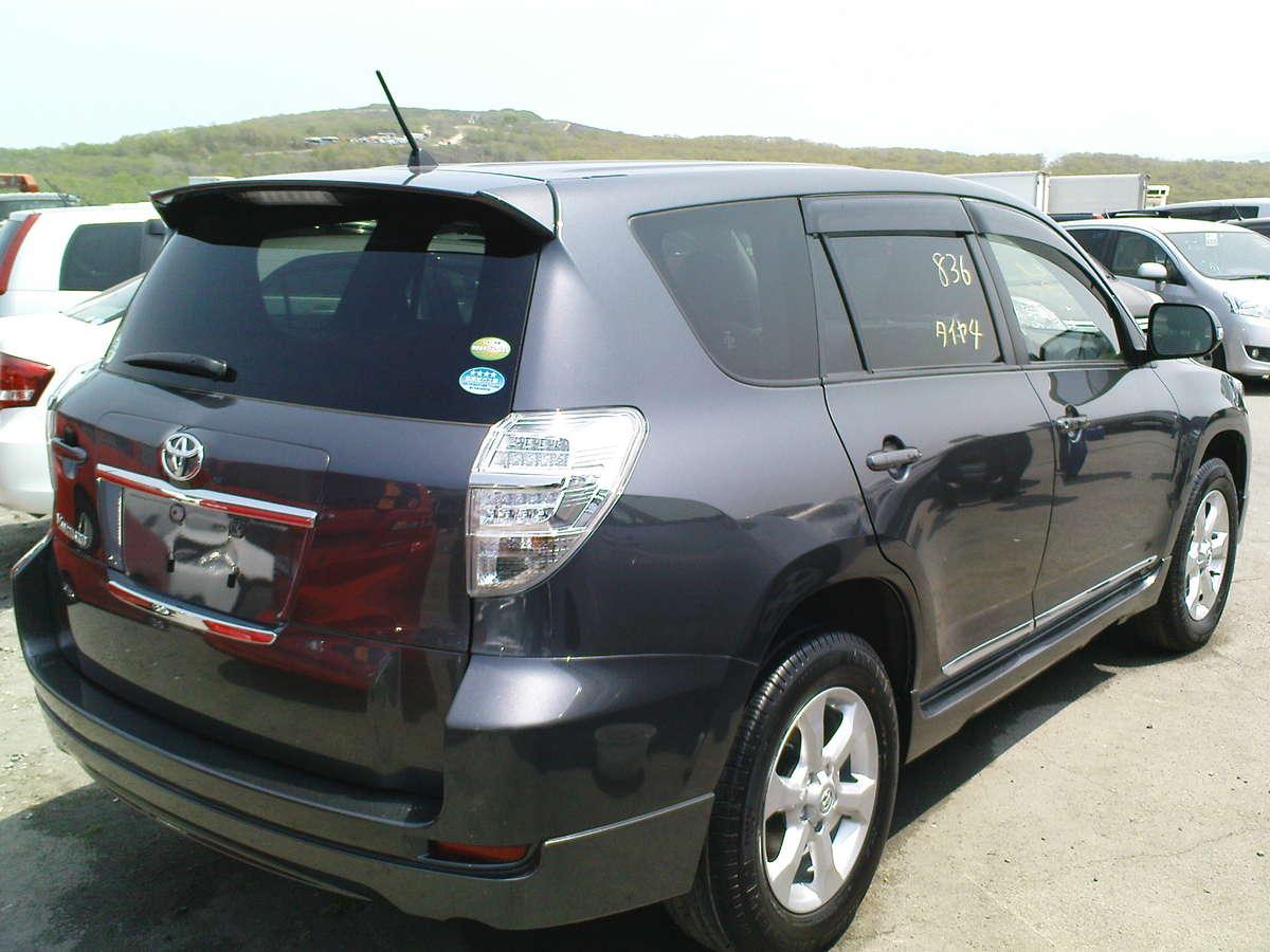 2010 Toyota Vanguard Wallpapers, 2.4l., Gasoline ...