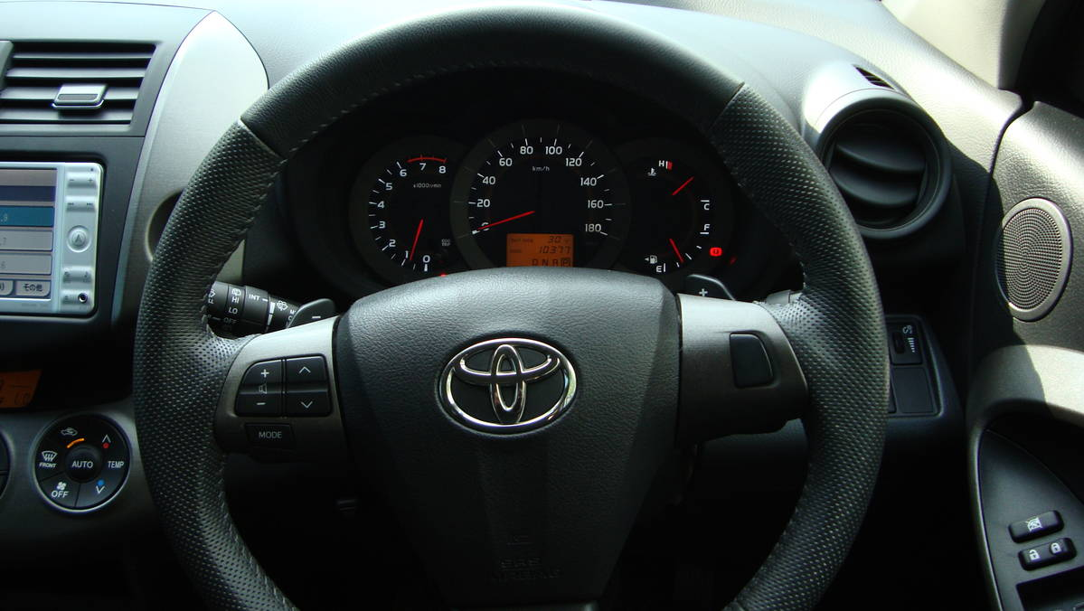 Used 2010 Toyota Vanguard Photos, 2400cc., Automatic For Sale