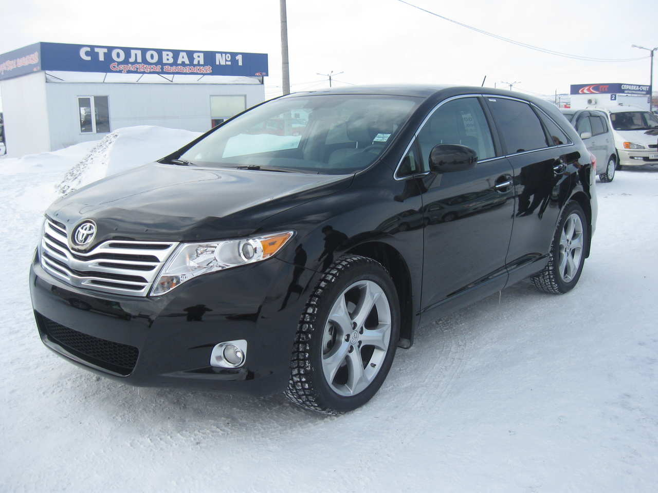 used 2009 toyota venza photos 3500cc gasoline automatic for sale. Black Bedroom Furniture Sets. Home Design Ideas