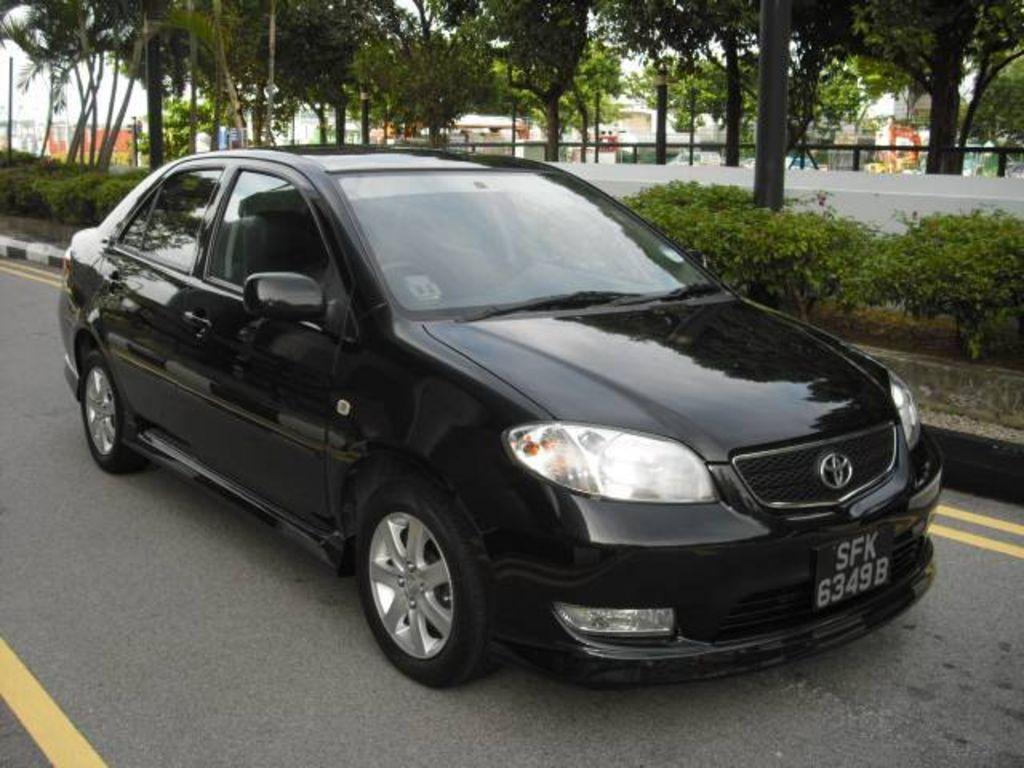 Kelebihan Toyota Vios 2004 Perbandingan Harga