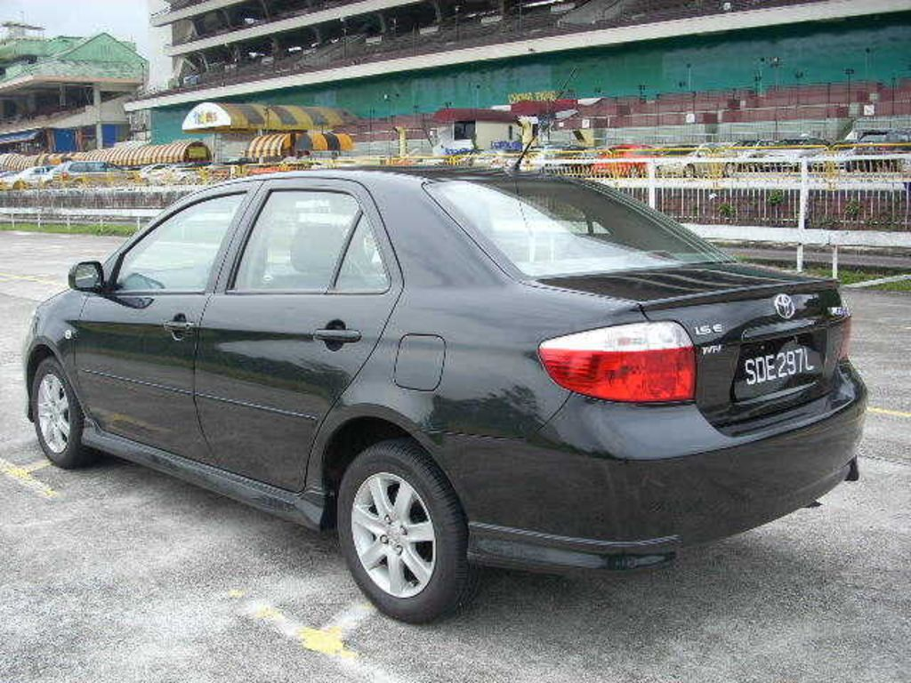 Used 2004 Toyota Vios Images