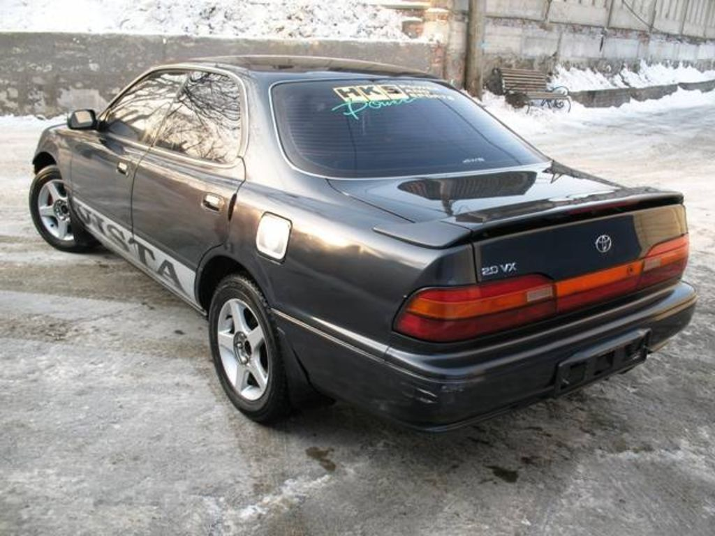 2000 Toyota Camry For Sale >> 1992 Toyota Vista Pictures, 2000cc., Gasoline, Automatic For Sale