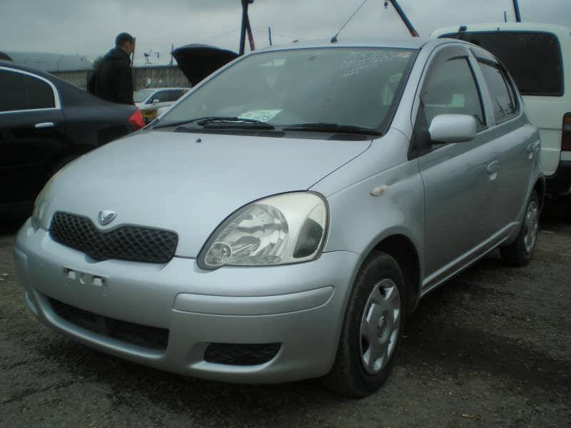 2002 Toyota Vitz Photos 1 0 Gasoline Ff Automatic For Sale