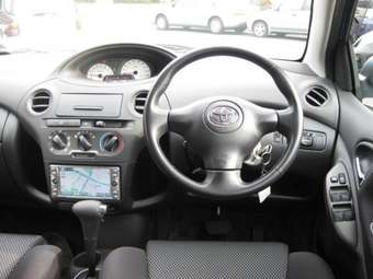 Used 2004 Toyota VITZ Wallpapers 130l Gasoline FF Automatic