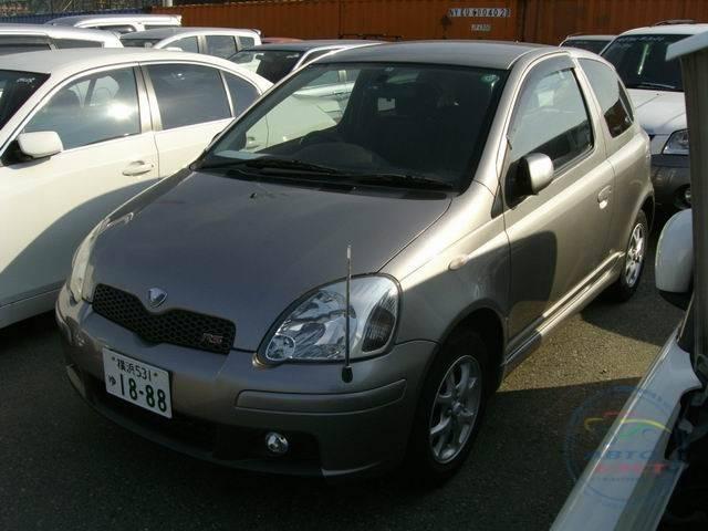 Toyota Vitz A B Orig