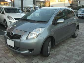 2007 Toyota VITZ Photos