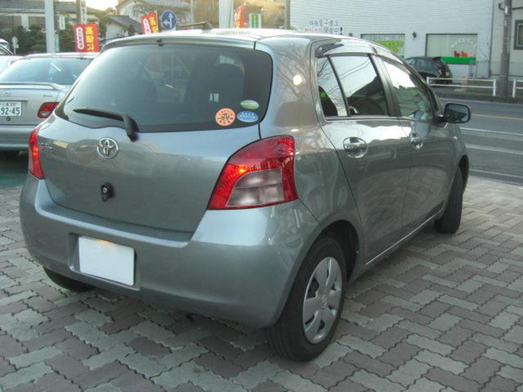 2007 Toyota Vitz For Sale Fuse Box Photo 4 Enlarge 1024x768