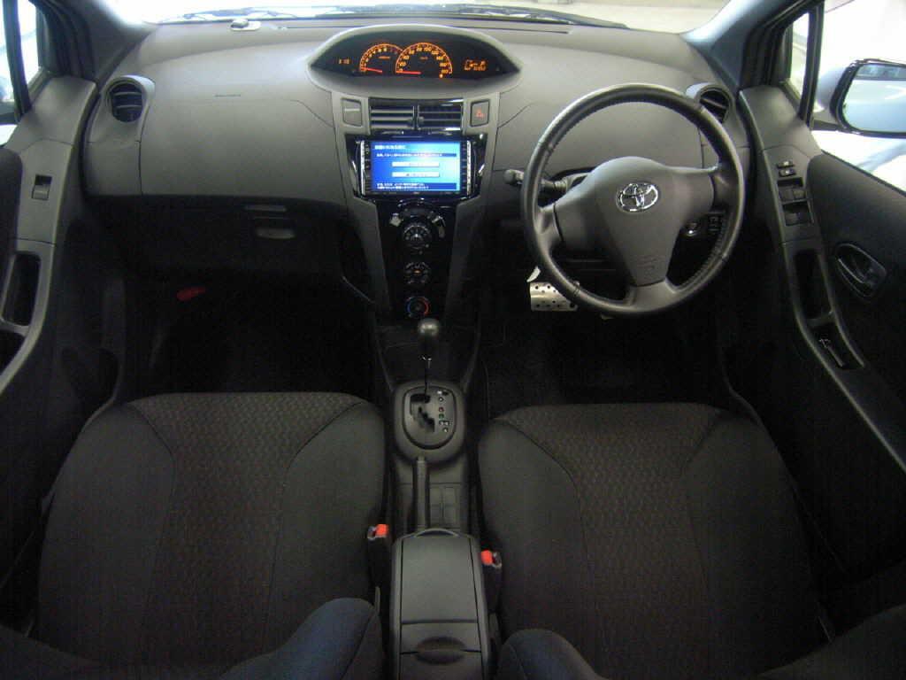 2007 Toyota VITZ Photos 1 5 Gasoline FF Automatic For Sale