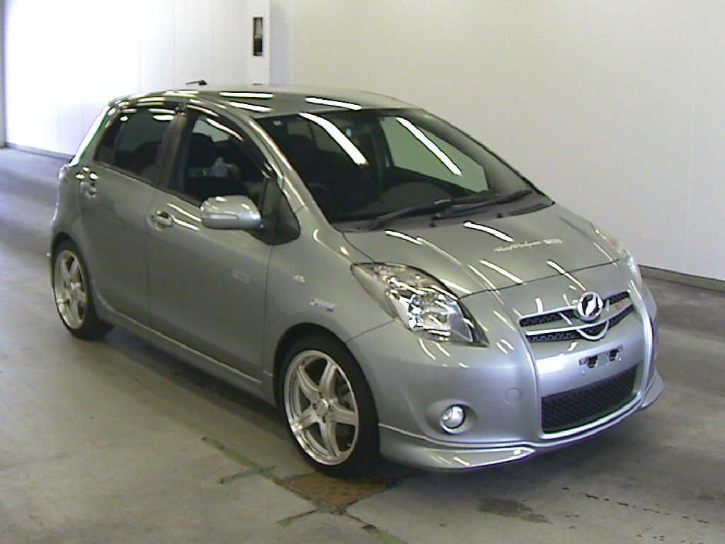 2007 toyota vitz photos  1 5  gasoline  ff  automatic for sale