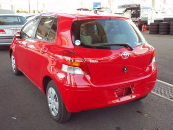 2008 Toyota VITZ For Sale