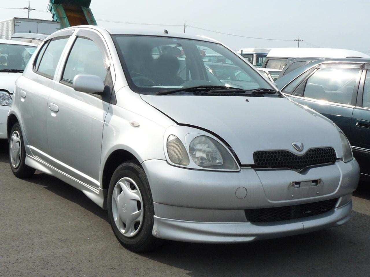 2010 Toyota VITZ specs, Engine size 1.0, Fuel type ...