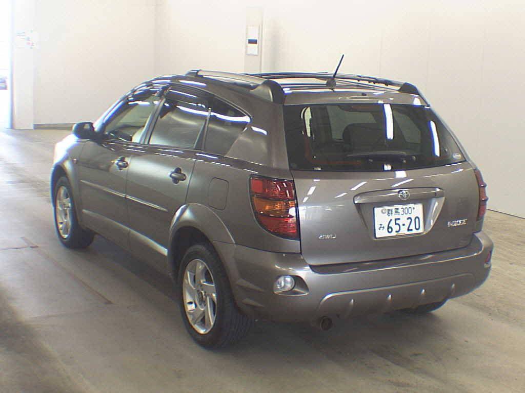2004 Toyota Voltz Pictures 1800cc Automatic For Sale