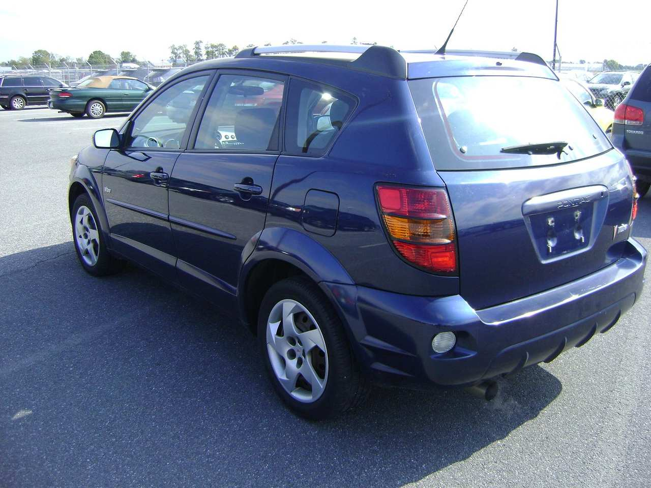 2005 Toyota Voltz Photos 1 8 Gasoline Ff Automatic For