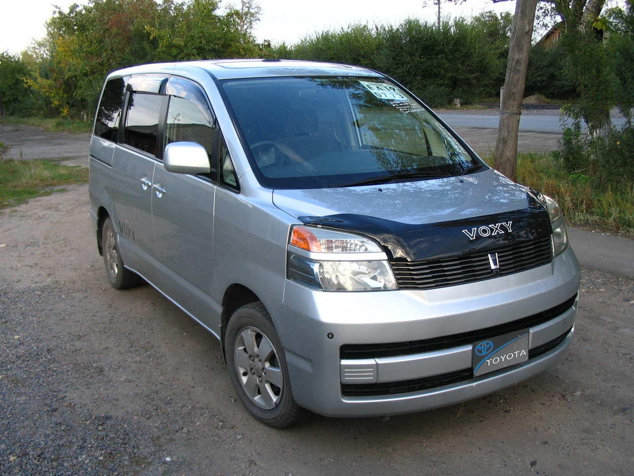 photo #1 - enlarge photo 1280x960 2002 toyota voxy pictures