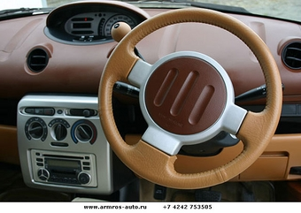 2002 Toyota WILL VI Pictures - Car Pictures Gallery