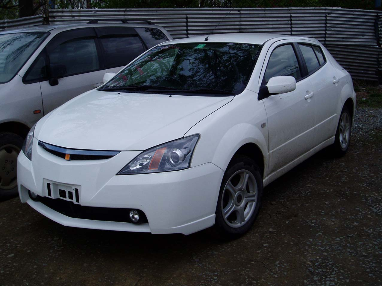 2001 Toyota WILL VS Pictures, 1500cc., Gasoline, FF, Automatic For ...