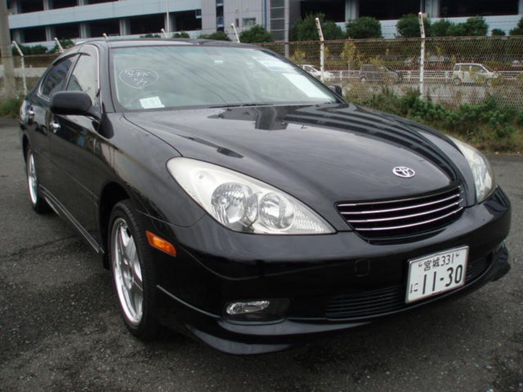 Used Toyota Camry For Sale >> 2003 Toyota Windom For Sale