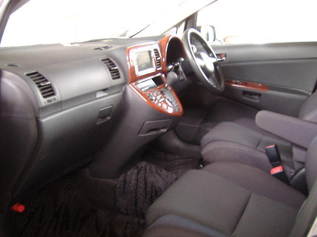 used 2003 toyota wish pics 1 8 gasoline ff automatic for sale. Black Bedroom Furniture Sets. Home Design Ideas