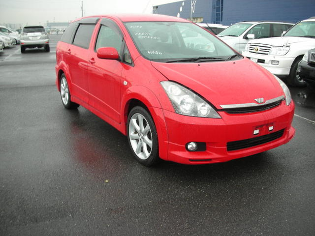used 2003 toyota wish photos 2000cc gasoline ff cvt. Black Bedroom Furniture Sets. Home Design Ideas