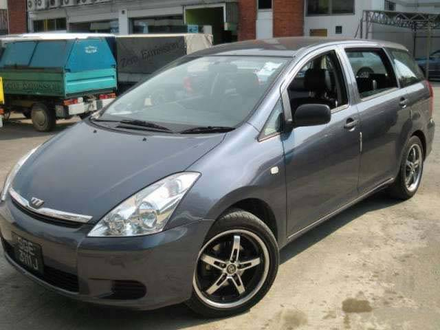 2003 toyota wish images 1800cc gasoline ff automatic. Black Bedroom Furniture Sets. Home Design Ideas