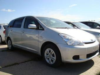 used 2003 toyota wish photos 1800cc gasoline automatic for sale. Black Bedroom Furniture Sets. Home Design Ideas