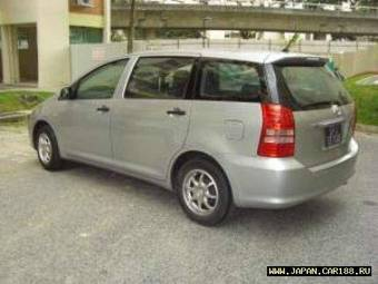 2004 toyota wish images 1800cc gasoline automatic for sale. Black Bedroom Furniture Sets. Home Design Ideas